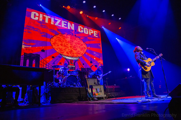 Citizen Cope @ Wellmont Theater