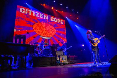 Citizen Cope @ Wellmont Theater