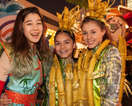CNY Island Dance Rehearsal and Backstage