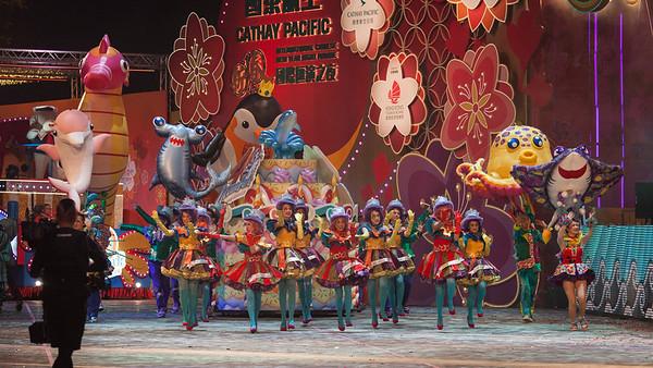 CNY Parade Island Dance Showtime