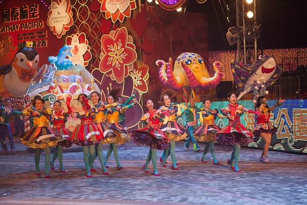 Chinese New Year Parade 2017 - Island Dance