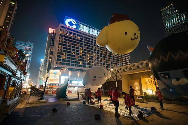 Chinese New Year Parade 2018
