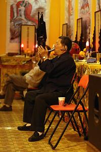 Musician, Lam Tsuen, 2008