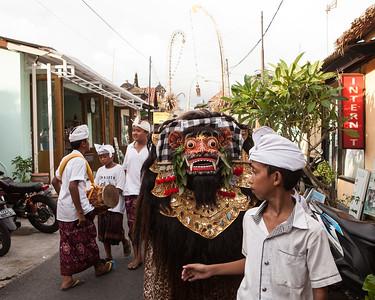 Backstreet Barong, Ubud, Bali