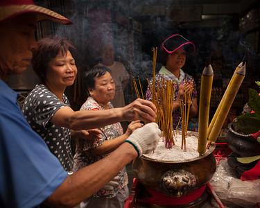 Villager Worship