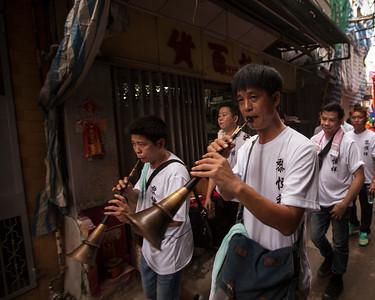Musicians on Main Street