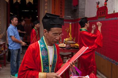 Taoist Priests