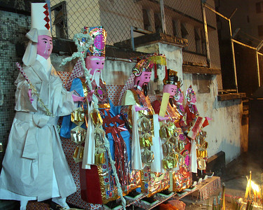Deities on the street