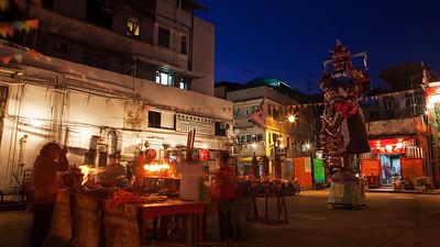 Taai Si Wong Altar