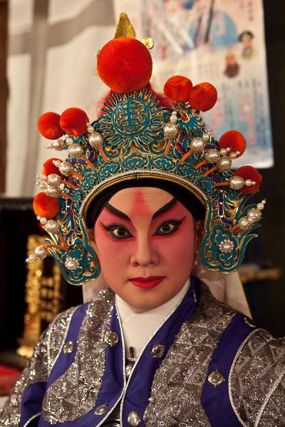 Tin Hau Festival Opera, Tsing Yi, 2011