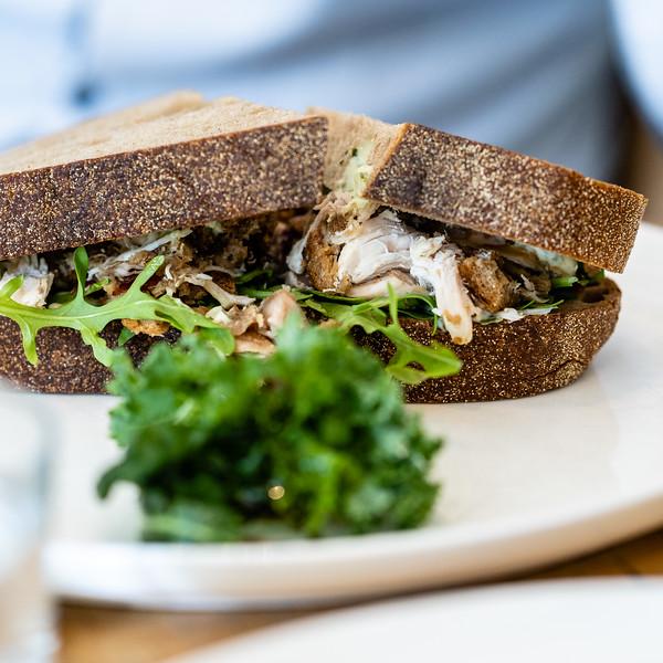 Meet Gerard - Best Roast Chicken Sandwich Ever