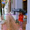 when it rains, asheville