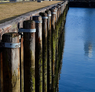 Pickering Wharf, Salem, MA