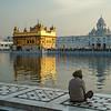 Marble Meditation, Golden Temple, Amritsar, India