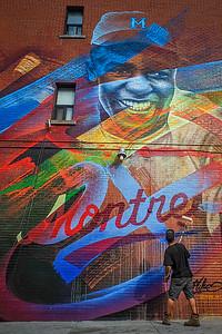 Mural, Montreal