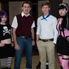 Triana Orpheus, Dean Venture, Hank Venture, and Kim