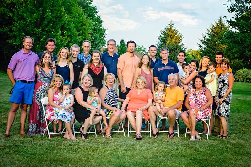 Molidor Family Photo