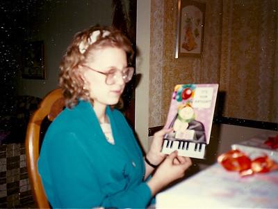 Vicki ... was the card playable?