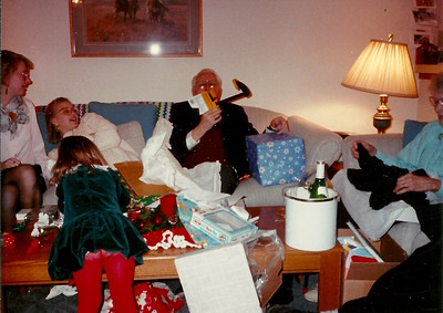 Our mad-house Christmas gatherings
