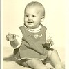 Laurie at 9 months ... cute photo