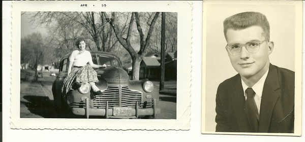 Mom's first love and his car