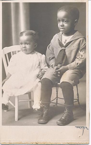 Mom & Vincent