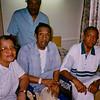 Mom, Uncle Ronald, Uncle Vincent & Uncle Norman.