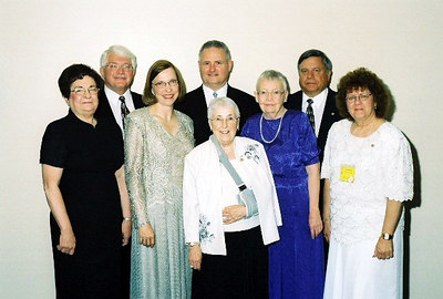 Past Grand Guardians and Past Associate Grand Guardians served as Installing Officers.
