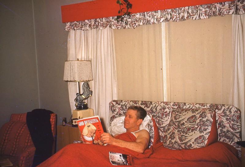 Dec 1949 - Max, in comfort 2414 Bauman