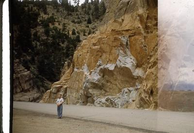 Max ... Boulder Canyon - Aug 1950