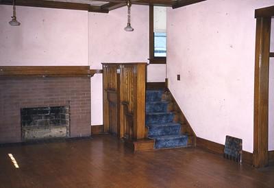"June 1954 Front Room ""Before"" ... no kidding :-)"