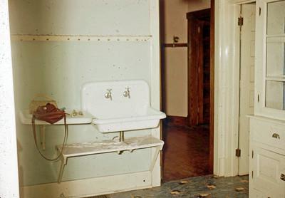 "June 1954 - Kitchen ""Before"""