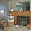 "1955 - ""After"" - Our front room ... Pappy thinks it's his."