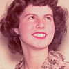 June 1950 - Elaine Adkins Minne Lusa Graduation