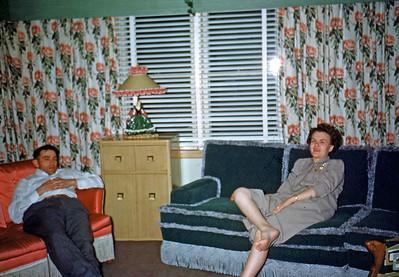 Dec 1949 - Stan & Dorothy