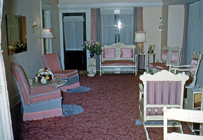 Dec 1950 - Roy and Tonch's front room