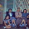 Nov 1949 - Barbara, Dorothy, Max, Lucile, Elaine & Steve  (and Pappy)