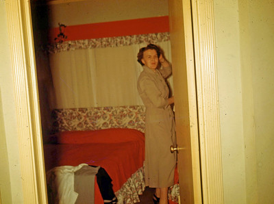 Dec 1949 - Dorothy TAKEN UNAWARE