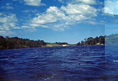 June 1950 - Schmidt's Bridge, Ottertail River, Minn