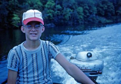 July 1952 - Steve - Minn. Fishing