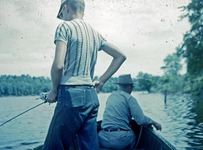 July 1952 - Steve & Max ... Minn.
