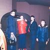 Ann Boser, Mary, Jeff & Lisa at Farm Show (Jan '74)