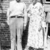 Alva & Beulah Johnson August 1938