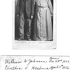 William H. Johnson and wife Cinthia E. Harbour Johnson(daughter of Talmon & Nancy Harbour)