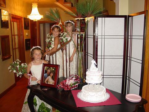 Deb & John's wedding 8/23/03