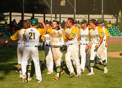 IMG_9186 jpg Cal Kossina after tying game is bott of 8 with a 2 run bomb with 2 outs