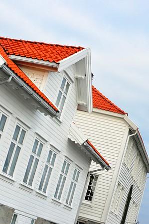 Orange Roofing (Loshavn, Norway)