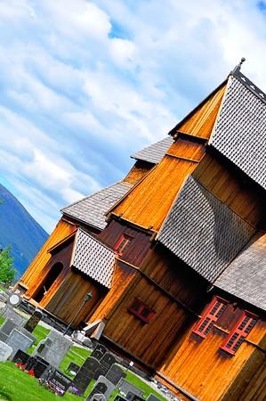 Ringebu Stave Kyrkje (Ringebu, Norway)