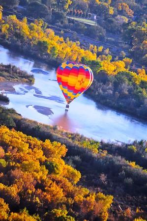 Ballooning: Ultimate Metaphor for Entrepreneurship (Albuquerque, New Mexico)