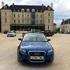 Saulon la rue overnight stop near Dijon